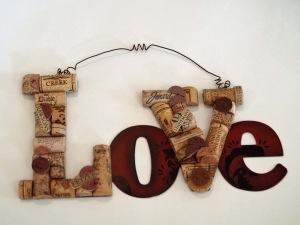 Cette sculpture en liège est une création de KristinRebecca que vous pouvez retrouver sur www.etsy.com