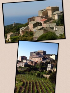Le village de Morsiglia (source Wikipédia)
