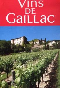 """Source visuel : dépliant """"La Route des Vins"""" de l'Office du Tourisme de Gaillac"""