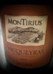 """Cuvée """"Le Clos"""" du domaine Montirius"""